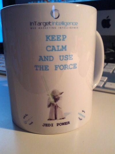 tazza Jedi power